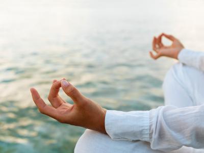 méditant Mantras