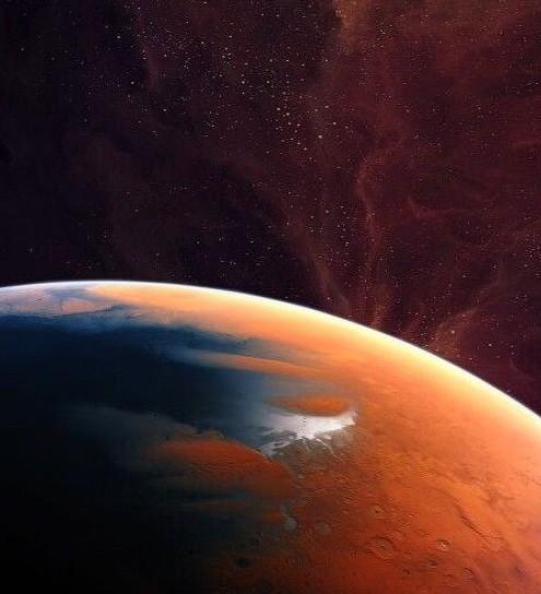 marsblog Mars, la voie de la séparation.