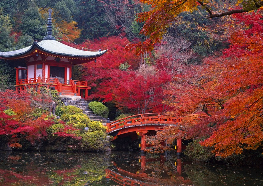 Japan-Kyoto-Daigo-autumn-landscape_1920x1080 Equinoxe d'automne. Première partie.