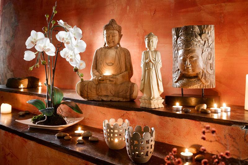 photo-decoration-deco-salon-zen-bouddha-9 Cahier N°3 : Préparer une salle de soin.