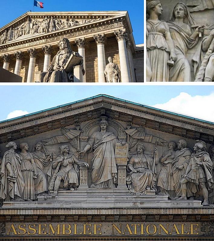 AN Visite du Paris maçonnique.