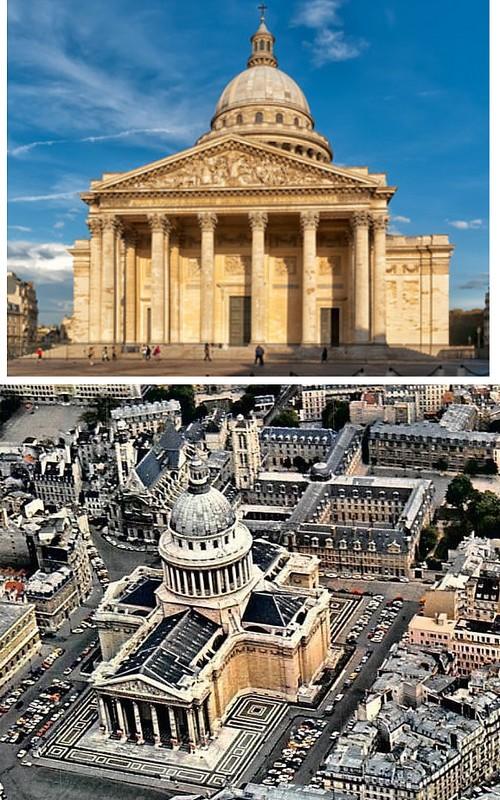 Panthéon1 Visite du Paris maçonnique.