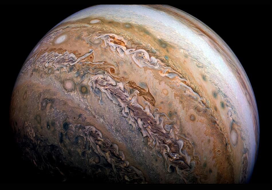 Jupiter1 Jupiter : photos et explications.