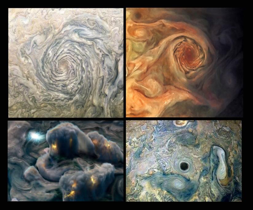 Jupiter3 Jupiter : photos et explications.