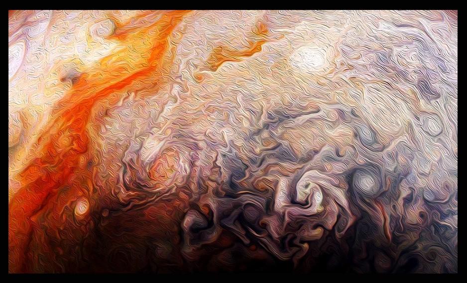 Jupiter4 Jupiter : photos et explications.