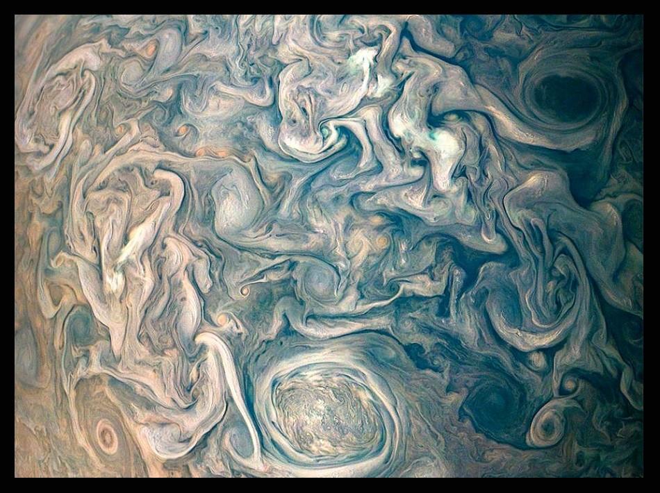 Jupiter7 Jupiter : photos et explications.