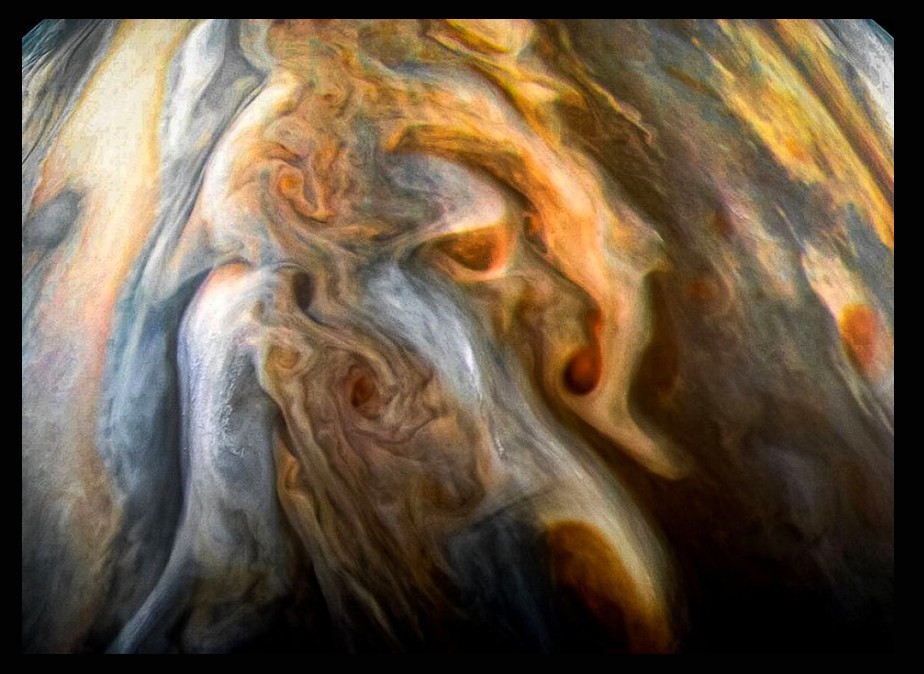 Jupiter8 Jupiter : photos et explications.