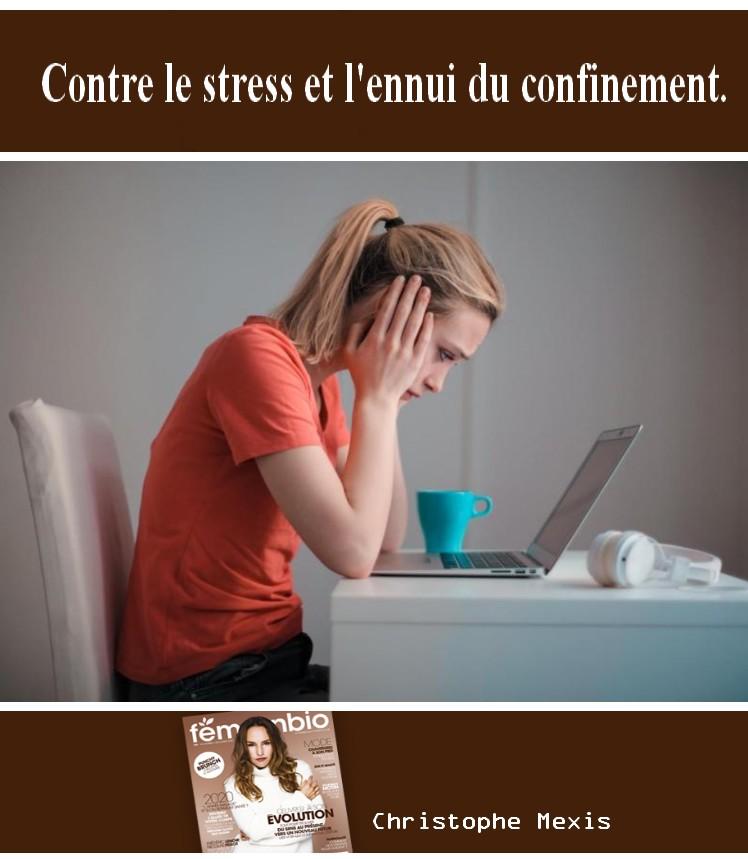 ARTICLE-3-FEMININBIO Contre le stress et l'ennui du confinement.