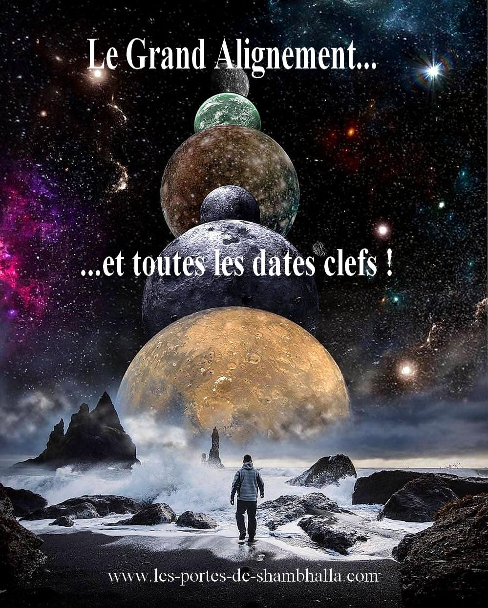 LeGrandAlignement Fin décembre : toutes les dates clefs.