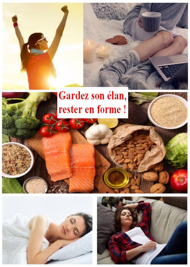 PERDEZPAS Booster votre année : alimentation et santé.