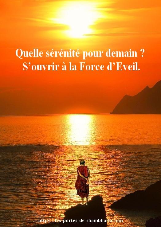 EVEIL-1 S'ouvrir à la Force d'Eveil.