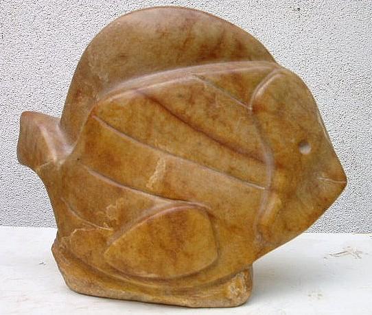 Poisson Sculptures