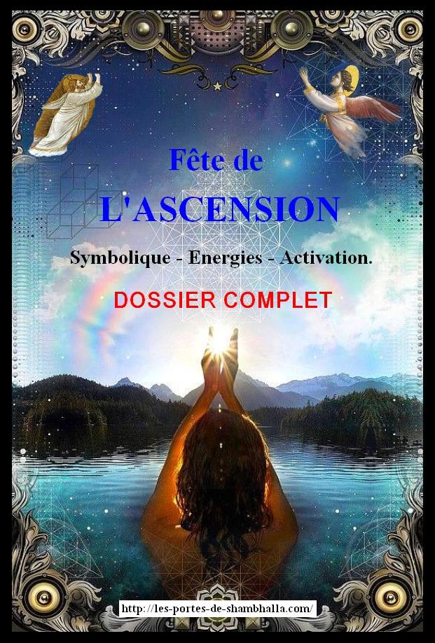 ASCENSION Fête de l'Ascension : symbolique et activation.